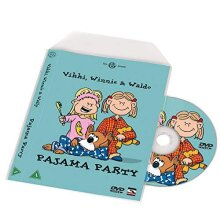3L DVD Sleeves for Storage With Space For Cover - High Quality DVD Plastic Sleeve / Pocket - 100 Pcs Pack - 10281