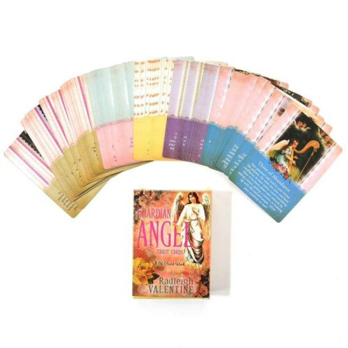 Guardian Angel Tarot Cards Radleigh Valentine Tarot Deck Cards