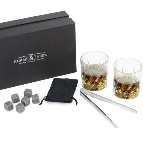 Whiskey Glass Gift Set   M&W