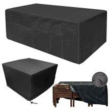 Heavy Duty Waterproof Garden Patio Furniture Cover Outdoor Large Rattan Table