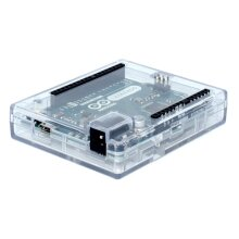 High Quality Arduino Leonardo Clear Case