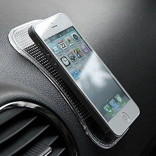 Alcatel 1s Black Anti Slip Sticky Car Mobile Phone Holder DashBoard