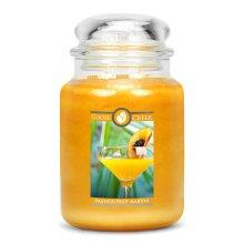 Goose Creek Large Jar Candle - Passionfruit Martini