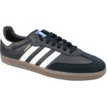 Adidas Samba OG B75807 Mens Black sneakers