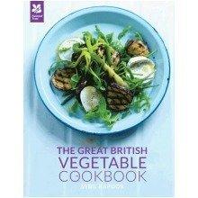 The Great British Vegetable Cookbook - Used
