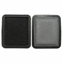 2 PACK OF FILTERS FITS GTECH AR01 AR02 DM001 AIRRAM WASHABLE PADDED FILTERS