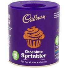 Cadbury Chocolate Sprinklers - 6x125g