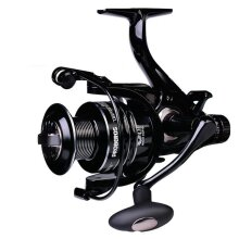 2021 New 19kg Max Drag Double Brake Design Fishing Reel Super Strong Carp Fishing Feeder Spinning Reel Spinning Wheel Rod Combo