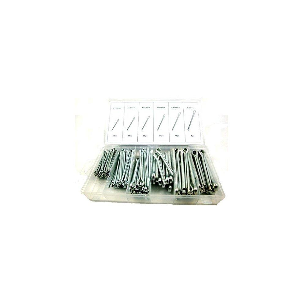 642721 Fixman Split Pins Pack 555pce
