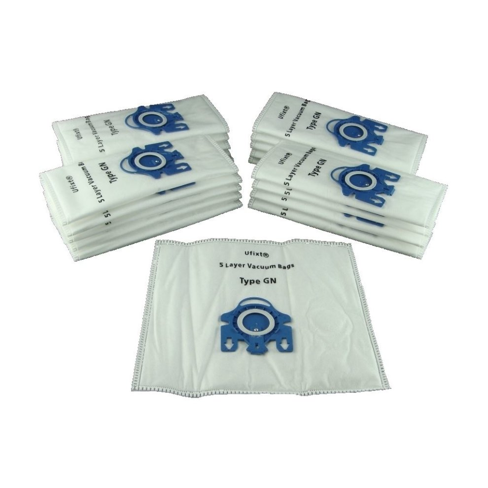 Miele S5121 Vacuum Cleaner Bags Type GN