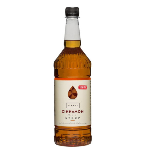 Simply Cinnamon SUGAR FREE Syrup (1 Litre)