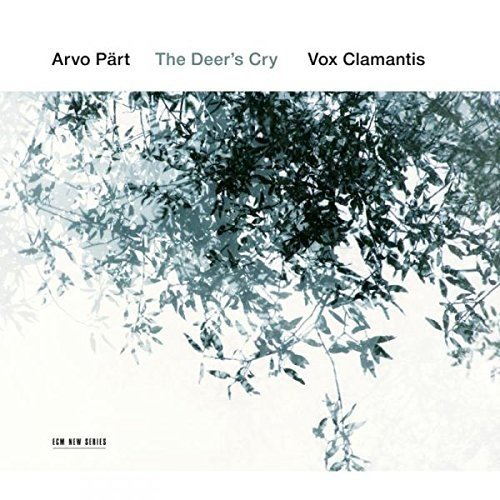 Vox Clamantis and Jaan-eick Tulve - Arvo Part: the Deers Cry [CD]