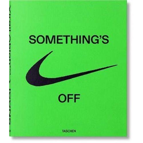 Virgil Abloh. Nike. ICONS | Book