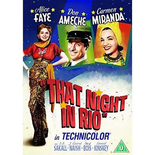 That Night In Rio DVD [2012]