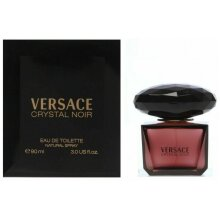 Versace Crystal Noir For Women EDT 90ml / 3oz