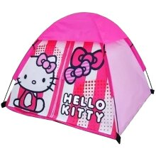 Hello Kitty Iglo Play Dome Tent Easy to Essemble