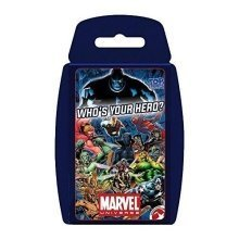 Top Trumps - Marvel Universe