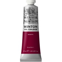 Winsor & Newton Winton Oil Colour 37ml-Magenta