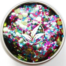 EcoStardust Tropical Pressure Biodegradable Glitter Shine Range