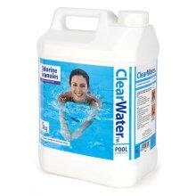 5kg Clearwater Chlorine Granules - Hot Tub Spas Pools Chemicals Disinfectant -  clearwater chlorine hot tub spas pools chemicals 5kg granules