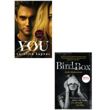 You, Bird Box 2 Books Collection Set By Caroline Kepnes ,Josh Malerman