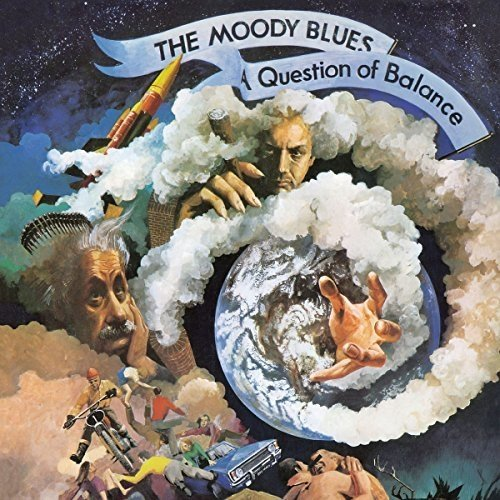The Moody Blues - a Question of Balance [CD]