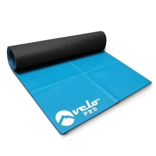 Turbo Trainer/Exercise Bike Mat Non-Slip Fitness Mat and Gym Floor