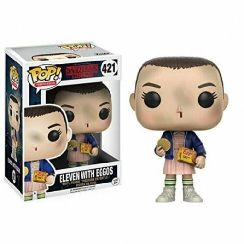 Funko POP Stranger Things - Eleven With Eggos