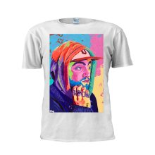 Mac Miller T Shirt Malcolm James McCormick Hip Hop Trendy Men Women Unisex Gift Shirt