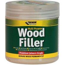 Multi-Purpose Wood Filler Light Oak 250 ml