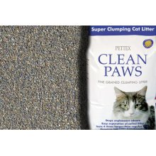 Clean Paws Super Clumping Cat Litter 15kg