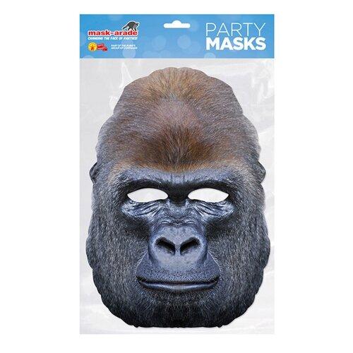 Mask-arade Gorilla Party Mask
