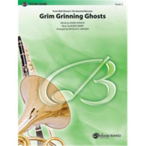 Alfred 00-42184 GRIM GRINNING GHOSTS-PYB 2