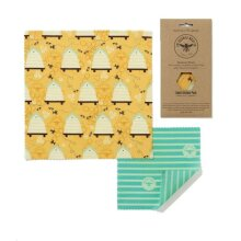 The Beeswax Wrap Small Kitchen Pack - Beeswax Wrap Bee Hive