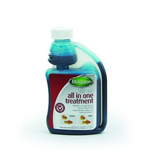 Blagdon Fish Aid All in One Pond Fish Treatment, 1000 ml