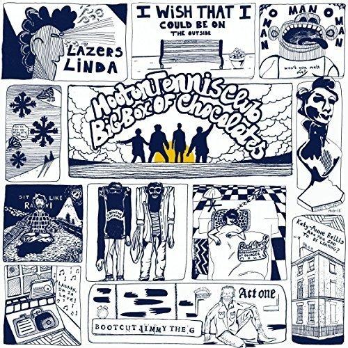 Hooton Tennis Club - Big Box of Chocolates [CD]