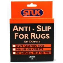 STUK Anti-Slip Tape for Rugs on Carpet