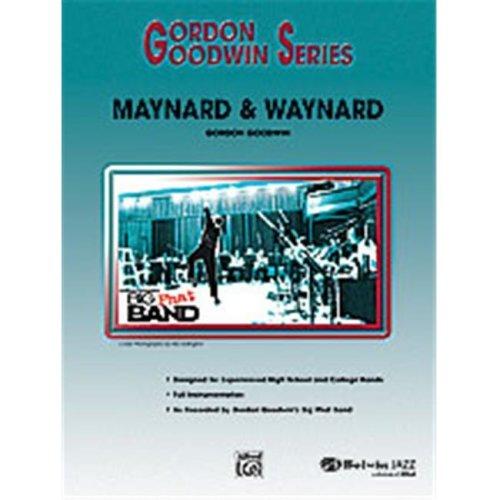 Alfred 00-29815 MAYNARD & WAYNARD-JGG
