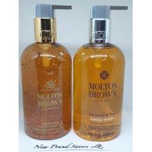 Molton Brown Oudh Accord Gold & Rockrose Pine Hand Wash Gift Set 300ml