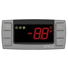 Dixell XR02CX-5N0C1 230V/50-60Hz Digital Thermostat Controller Defrost Programmable-Commercial for Fridges Freezers Heating Appliances
