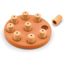 intelligence toy Composiet 23 x 26 cm orange