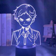 Manga The Promised Neverland Emma Figure Led Night Light