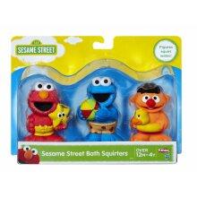 Sesame Street Bath Squirters, New,  .
