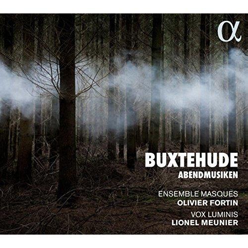 Vox Luminis;Lionel Meunier;Ensemble Masques;Oliver Fortin - Buxtehude: Abendmusiken [CD]