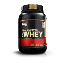 Optimum Nutrition Gold Standard 100% Whey Protein Powder - 908 g Cookies & Cream