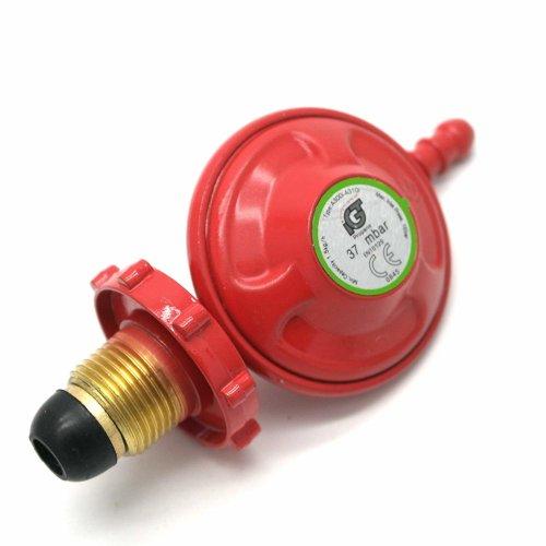 Silverline 997865 Highcapacity Propane Gas Regulator