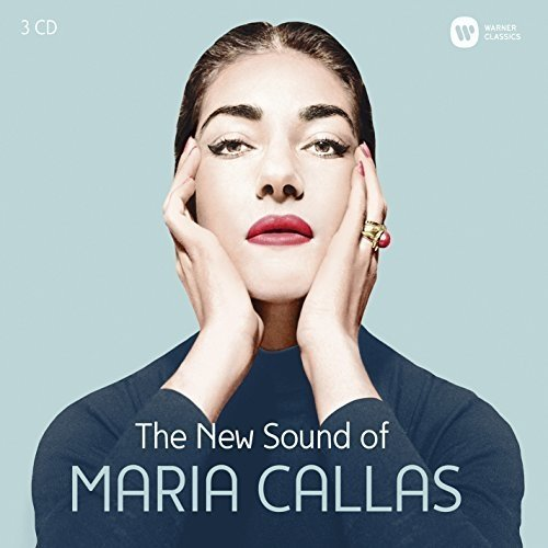 Maria Callas - the New Sound of Maria Callas [CD]