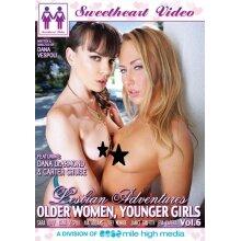 Lesbian Adventures: Older Women Younger Girls Vol. 6