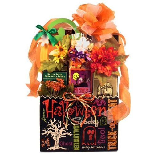 Trick-Or-Treat, Halloween Gift Basket