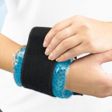 TheraPearl Hot and Cold Ankle/Wrist Wrap with Strap